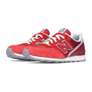 新百伦(New Balance) 女士慢跑鞋 #Red