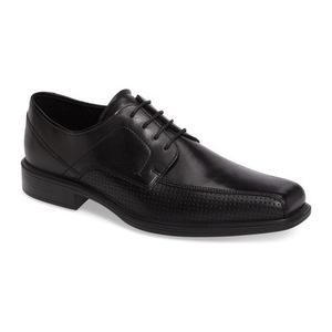爱步 男士正装牛津皮鞋 #Black