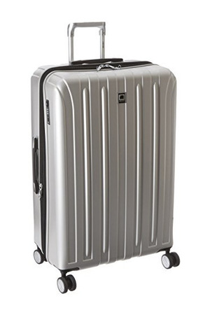 DELSEY Paris Delsey Luggage Helium Titanium 29 Inch EXP Spinner Trolley #银色 #Silver