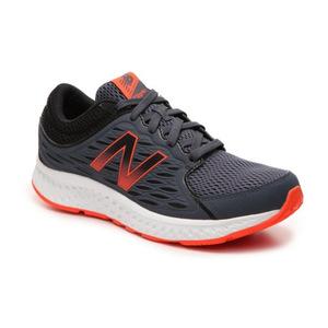 新百伦(New Balance) 男士轻便鞋 #Grey/Orange
