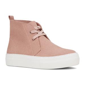 玖熙 女士休闲鞋 #Light Pink Fabric