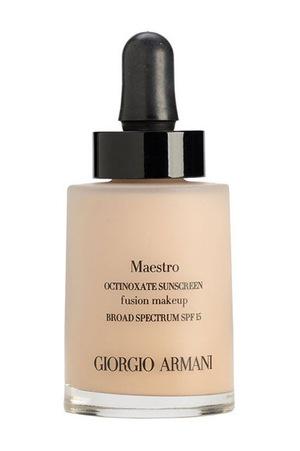 乔治·阿玛尼(Giorgio Armani) 【质地轻薄,上完妆以后很像韩式裸妆 控油型】滴管粉底液 #4自然偏白 ##04